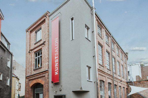 KunstSalon Fassade