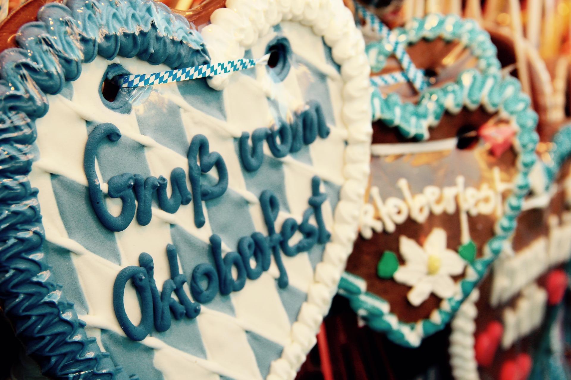 Oktoberfest – es beginnt mit einer Hochzeitsfeier